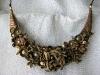 Ожерелье Осенние цветы